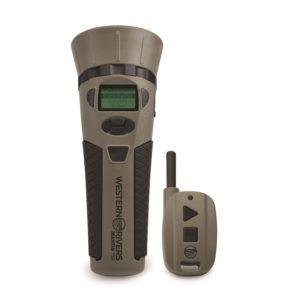 Western Rivers Mantis 75R Compact Handheld Caller w Remote