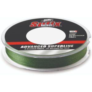 Sufix Advanced Superline 832 Braid 8 lb Low-Vis Green 300 yd