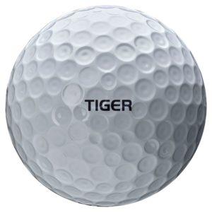 Bridgestone Tour B XS Golf Balls Tiger Edition Woods-Dzn Wht
