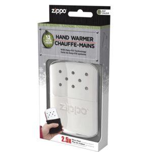 Zippo Refillable Hand Warmer 12 Hour High Polish Chrome