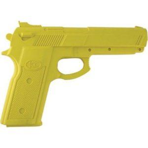 Master Rubber Training Gun Yellow