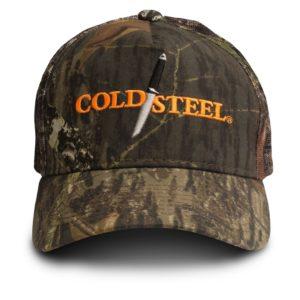 Cold Steel Mossy Oak Adjustable Hat