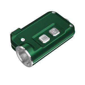 NITECORE TINI 380 Lumen USB RCHRGBL LED Keychain Light Green