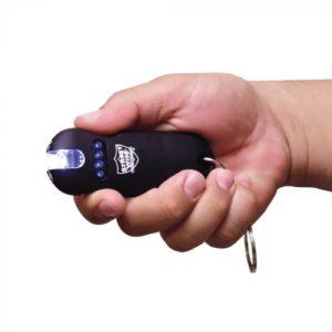 Streetwise SMART 24m Keychain Stun Gun Black
