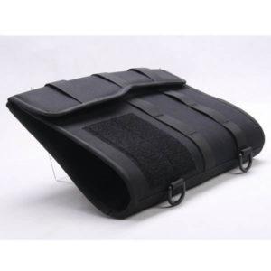 GenPro Pouches Tactical MOLLE Folio Pouch Black